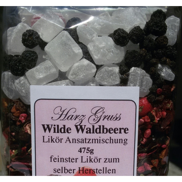 Wilde Waldbeere